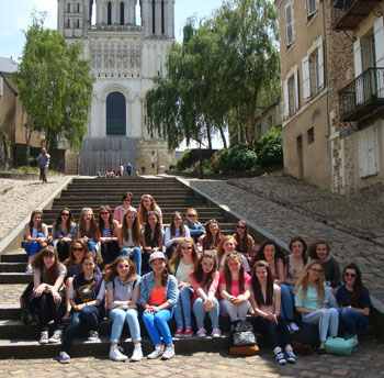 French Exchange 2014