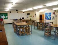 One of our newly refurbished Science labs