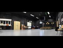 Our newest Drama room, part of the Centre for Creative and Expressive Arts